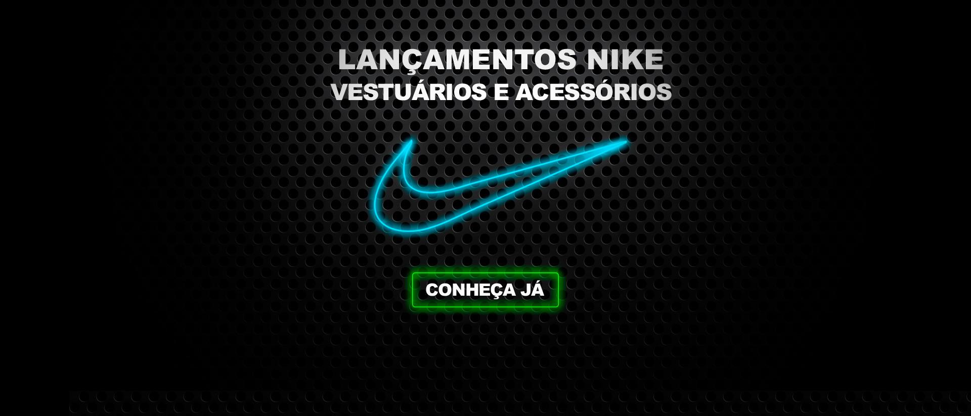 Lançamentos Nike