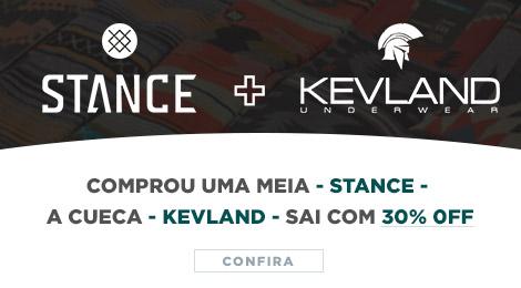 Meia Stance + Cueca Kevland