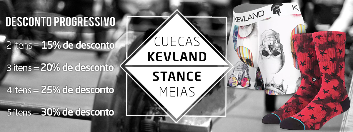 Stance x Kevland