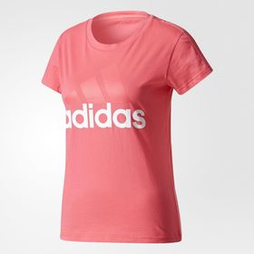 CAMISETA-ADIDAS-ESSENTIALS-LINEAR-SLIM-BP5419-ROSA_2