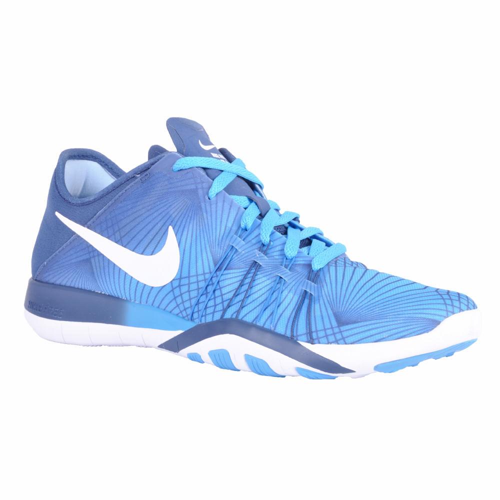 59270e85424 Tenis Nike Free tr 6 Print 833424-400 - Starki