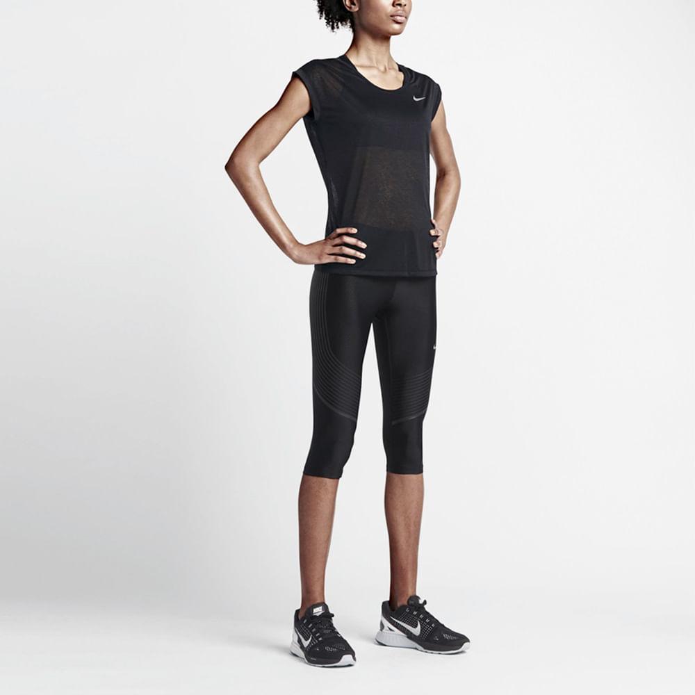 Camiseta Nike Dri-fit Cool Breeze 719870-010 - Starki 5315fa74a7745