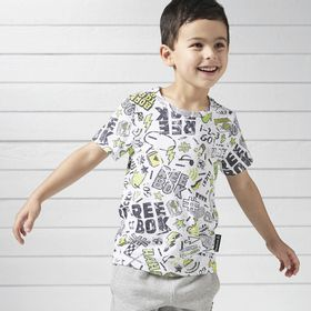 9b44eafaf3 Camiseta Reebok Kids Bq3262