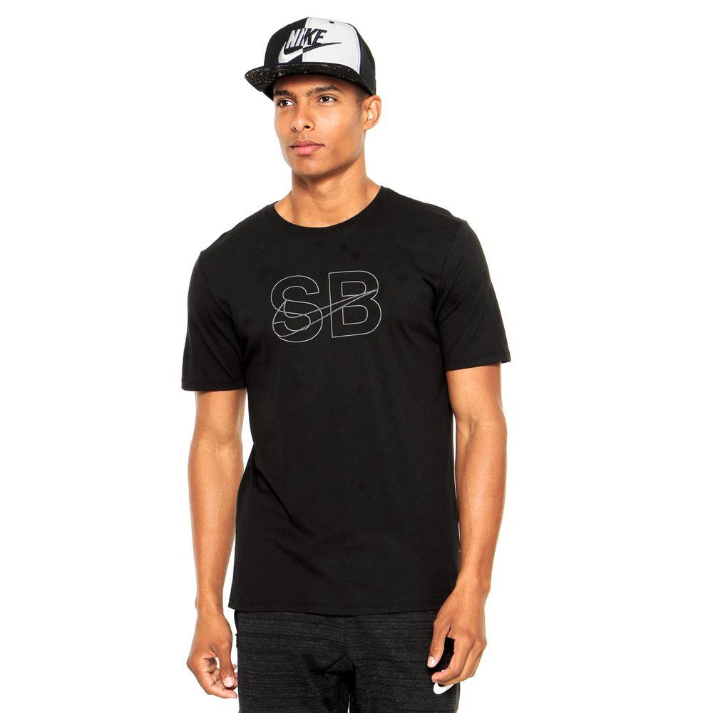 44b9e18689 Camiseta Nike sb T-shirt 841491-010 - Starki
