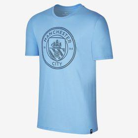 Camiseta Nike Manchester City fc Kids 857357-410 a fa8c81884c251
