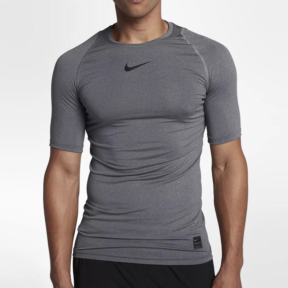 d778dd68063dd Camiseta Nike Pro Top Compression 838091-091 Car - Starki