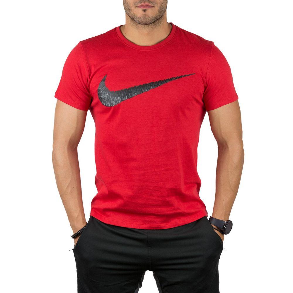 Camiseta Nike Sportswear Swoosh 707456-657 Ver - Starki 2d4b63c52f6e6