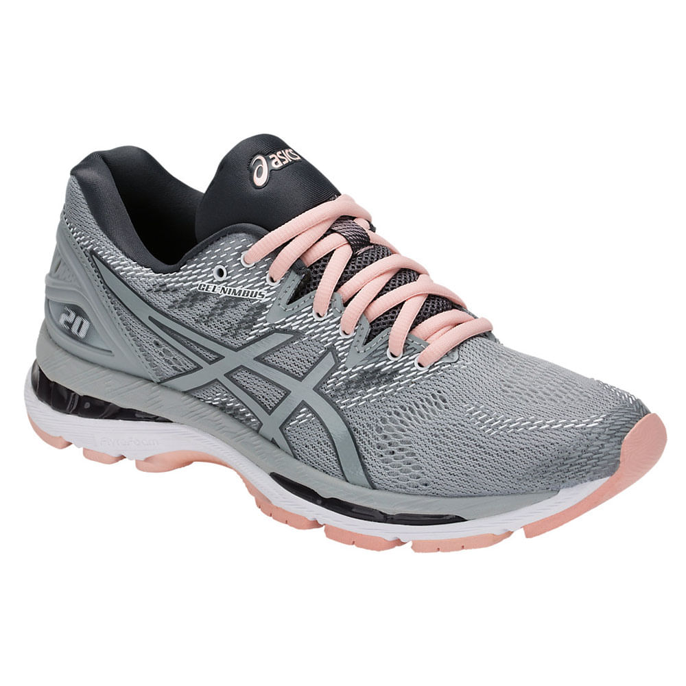 Tenis Asics Gel Nimbus 20 T85on.9696 - Starki 60c1120484d58