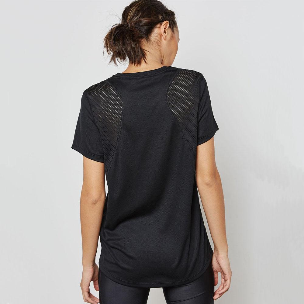 ce884eca0e Camiseta Nike Run Top 890353-010 - Starki