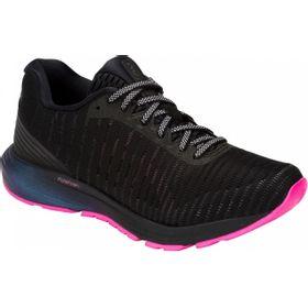 Tenis Asics Dynaflyte 3 Feminino 1012a128.001 Preto azul rosa 216a6b4493063