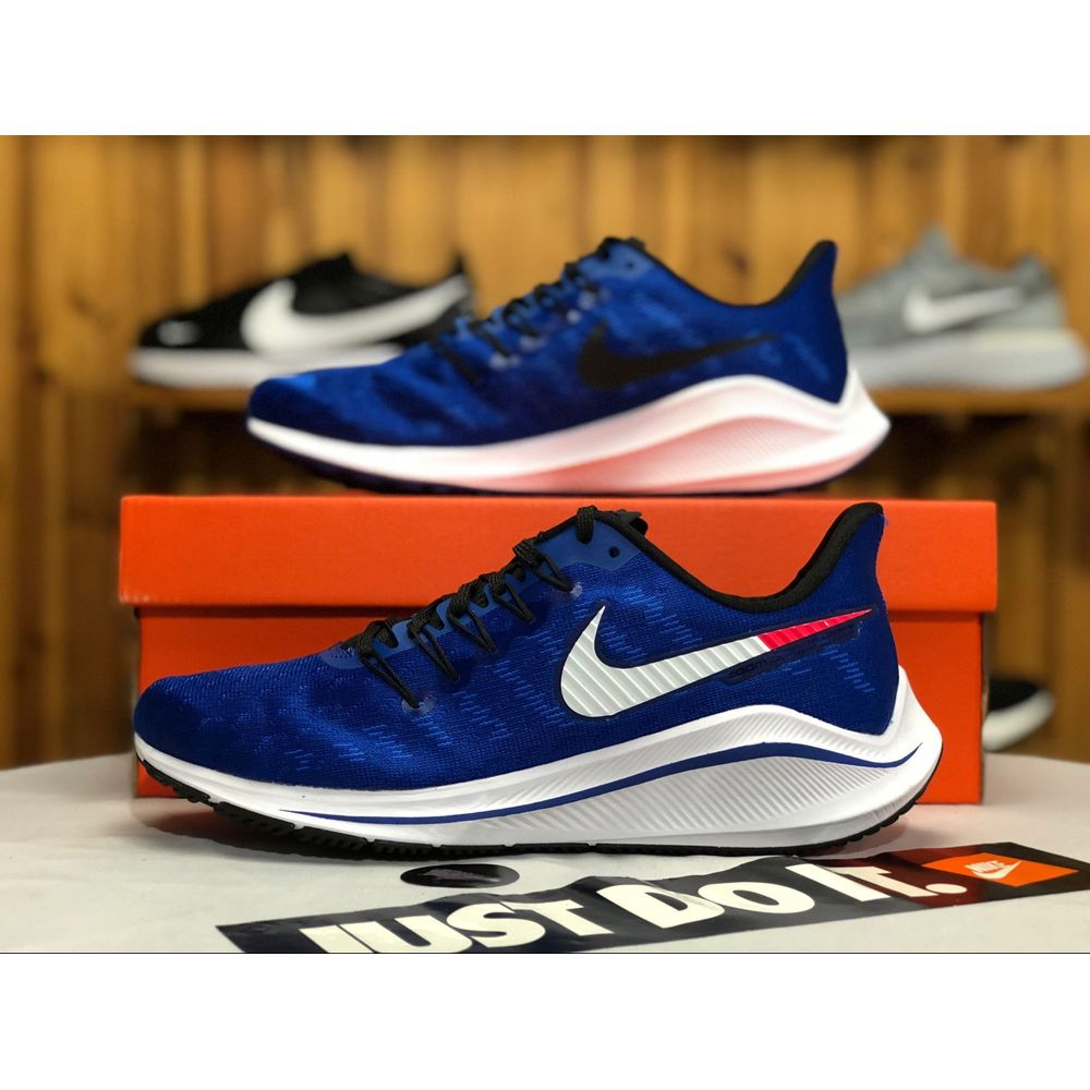 59878e426d7 Tenis Nike Air Zoom Vomero 14 Ah7857-400 Azul - Starki