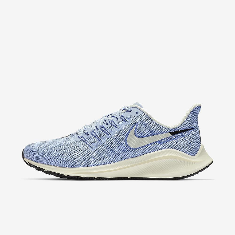 0136af5438df5 Tenis Nike Air Zoom Vomero 14 Ah7858-400 Azul - Starki