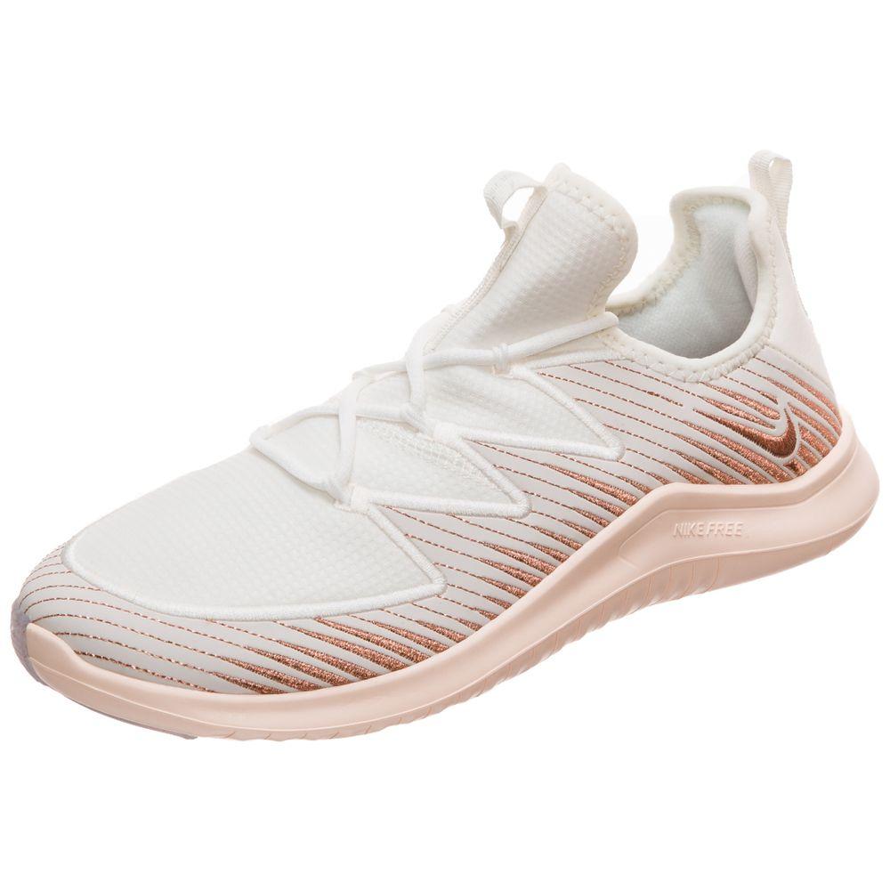 Tenis Nike Free tr 9 Feminino Av2140 100 Metalic