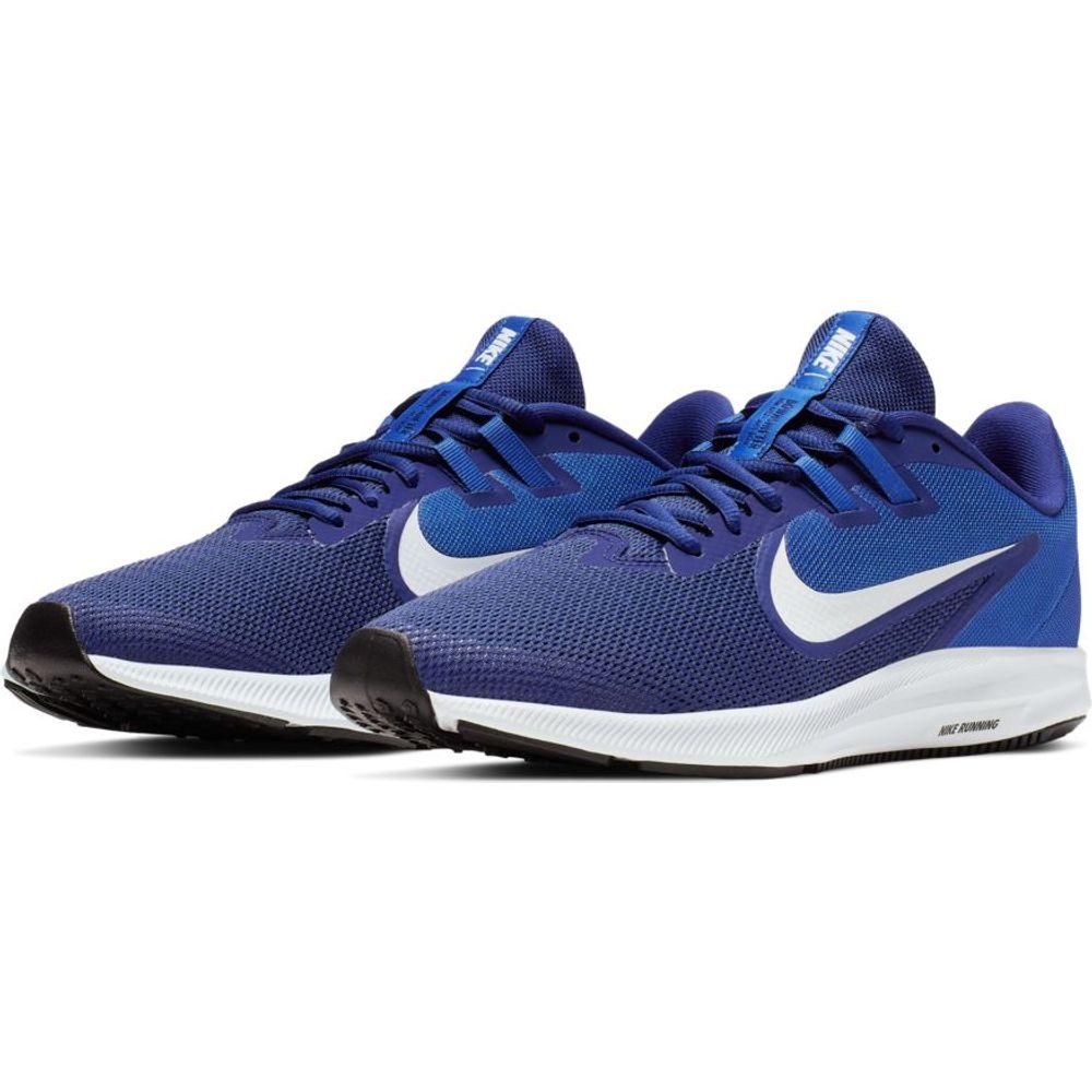 9338e1ca53475 Tenis Nike Downshifter 9 Aq7486-400 Azul Royal - Starki
