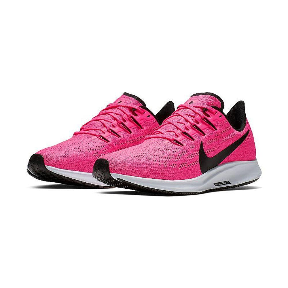 Tenis Nike Air Zoom Pegasus 36 Aq2210 600 Rosa Feminino